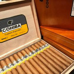 COHIBA CORONAS ESPECIALES...