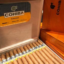 COHIBA LANCEROS BN 25