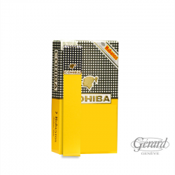 COHIBA ROBUSTOS ETUI 3 AT