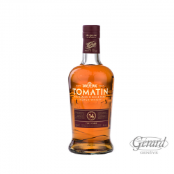Tomatin 14 years old...