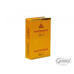 MONTECRISTO SHORT ETUI 10