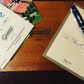 #tennis #cigars #hotel #travel #conference @world.of.gerard.cigars.geneva #doha #qatar